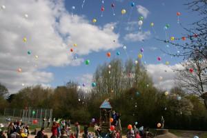 99 Luftballons....